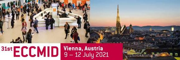 31 th ECCMID Vienna 9-12 July 2021